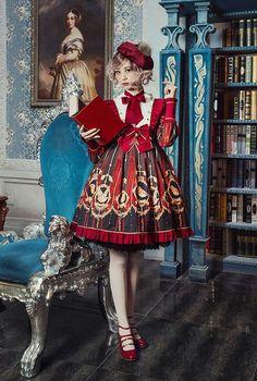 Angel's Heart -Robin- Lolita OP Dress