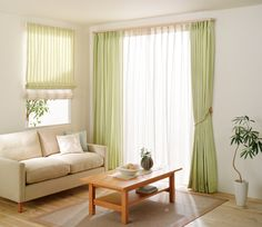 ナチュラルインテリアとは? Korean Apartment, Blue Curtains, Curtains Living, Scandinavian Home, Home Living Room, Home Art, Kitchen Decor, Interior Design, House