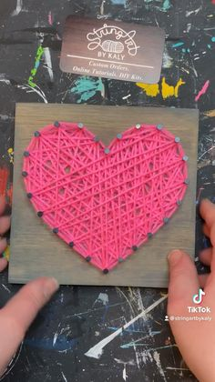 String Art Tutorials, String Art Patterns, String Art Templates, String Crafts, Wire Crafts, Paper Crafts, Hilograma Ideas, String Wall Art, Camping Crafts