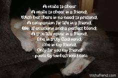 You are my friend forever Short Friendship Poems, You Are My Friend, Friends Forever, First Love, Cheer, People Leave, Sayings, Quotes, Life