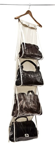 organizador de bolsas para cabide - Pesquisa Google Diy Bags Patterns, Sewing Patterns, Fashion Truck, Sewing Crafts, Sewing Projects, Baby Closet Dividers, Mason Jar Candle Holders, Outdoor Gifts, Personal Organizer