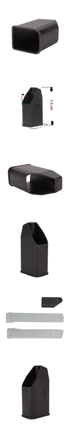 Tactical Glock Magazine Ammo Speed Loader Fast Reload Tools Cover For Glock Mags Clips Hunting Accessories Outdoor Handgun