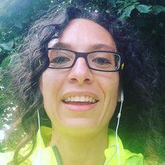 C'è un che di potente e selvaggio nell'allenarsi sotto la pioggia...  Io sono Natascia e le gocce d'acqua sono mie amiche!!!  #running #runningtime #freeletics #freeathlete #freeleticswoman #rainyday #natasciapane