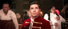 """zacefronews: """"Zac Efron stars as Phillip Carlyle in 'The Greatest Showman'. """""""