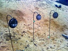 Suggestions for a DIY steel gong target stand? - Topic