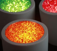 Glitter Pots available from Etsy