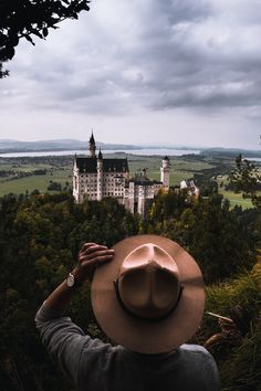 watch | adventure | germany | abenteuerlust | fernweh | explore | Campus Brown Leather by Kapten & Son | picture by _marcelsiebert