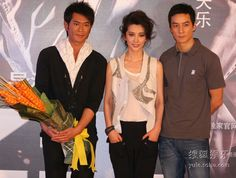 """Louis Koo and Daniel Wu are """"in Love"""" : States Director Derek Yee"""