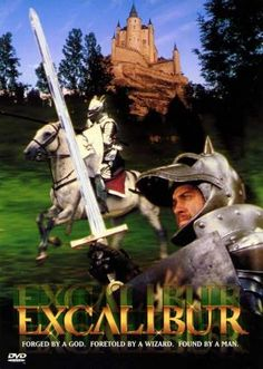 Excalibur, the movie starring Nigel Terry, Helen Mirren, Nicol Williamson, Gabriel Byrne & Liam Neeson Liam Neeson, Helen Mirren, Gabriel Byrne, Patrick Stewart, Nicholas Clay, Mago Merlin, Cgi, Cinema, Movies Worth Watching