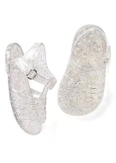 Glitter Jelly Baby Sandals