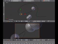 Tutorial Blender 3D 2.5 - Corso di base - 69: animazioni Follow Path (segui percorso); Track To - #Animazioni #Blender #CorsoBlender #EvaluationTime #FollowPath #LezioniBlender #PathAnimation #Redbaron85 #SeguiPercorso #Videotutorial http://wp.me/p7r4xK-dg