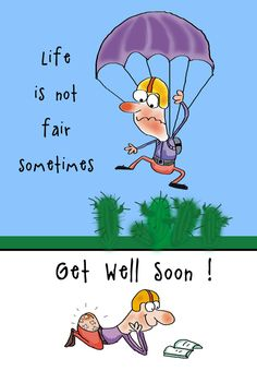 Free Printable Get Well Soon Greeting Card