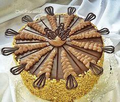 Egy igazán fantasztikus csokitorta receptet hoztunk nektek :) Bármelyik cukrász megirigyelné! :) - MindenegybenBlog