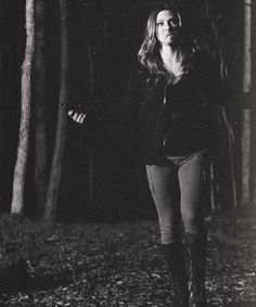 Kate Argent [Jill Wagner] when she was a big problem now they have an alpha pack and a darach lol
