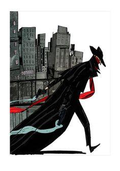 The Shadow by Warwick Caldwell