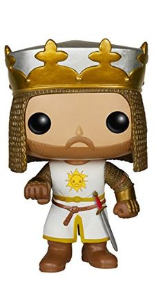 Monty Python and the Holy Grail - King Arthur *** Find out more about the great product at the image link.(It is Amazon affiliate link) #follower