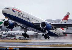 British Airways Boeing 777-236/ER G-YMMT London Heathrow 28 Jul 2013 Air Team Images/Steve Flint
