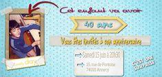 carte invitation anniversaire adulte 60 ans gratuit