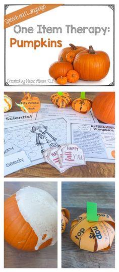 Use pumpkins to targ
