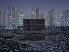 Prestige And Decay In China: a photo series by Harry Kaufman