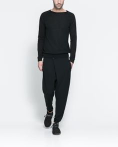 trousers from Zara,  unfortunately out of stock..