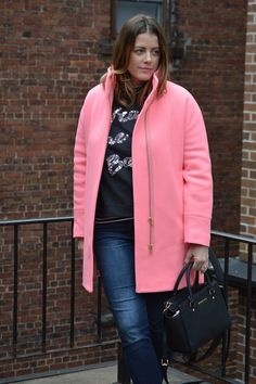 Closets and Corks: pretty in pink