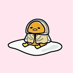 "lazy-gudetama: ""xcrybabyprincessx: ""lazy-gudetama: ""♡ "" Daddy says he's gudetama  (I am too tbh) so this is for Daddy . "" what did gudetama do to deserve this """