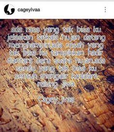 KATATAKBERMAKNA: _cagey.poetess_