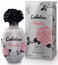 New Fragrance: Gres Cabotine Rosalie is floral fruity gourmand fragrance