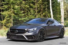 MANSORY Black Edition S63 Coupe