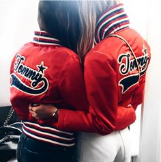 Tommy Girls #Collagevintage #Happilygrey #TommyHilfiger