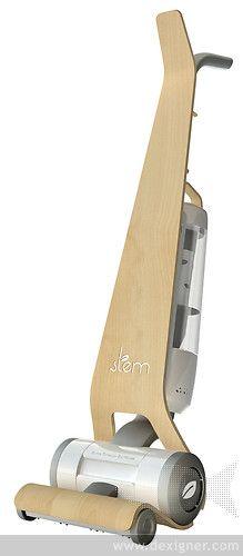 Stem: New Eco-friendly Vacuum Design