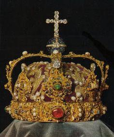 Coroa de Otto III    Alemanha / Karlruhe / Badisches Landesmuseum (1crown exposição permanente)