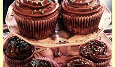 Choklad Cupcakes - Kristina - Recept