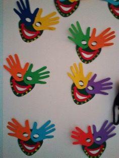 Sempre criança: Carnaval