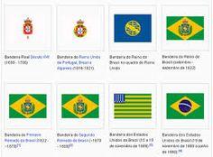 Resultado de imagem para Bandeiras do Brasil