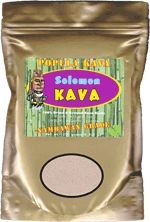 Solomon Kava (1/4 kilogram (250 g) or 0.55 lbs.) Express Mail in USA only