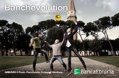 #Arezzo Il Prato, Parco della Fortezza Medicea: Banchevolution - Il futuro al centro dell'azione (2014).