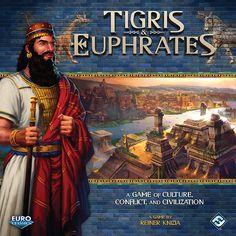 Tigris & Euphrates   Image   BoardGameGeek