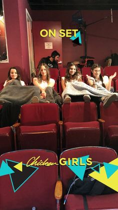 Girls Season 6, Friendship Photos, Squad Photos, Annie Lablanc, Best Friend Pictures, Tv Actors, On Set, Looking Up, Best Friends