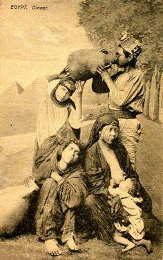 Egyptian Women, Egyptian Art, Egyptian Things, Old Pictures, Old Photos, Vintage Photos, Old Egypt, Ancient Egypt, Cairo Egypt