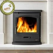 Stovesrus inset stoves.  Tiger Inset DEFRA Multi-Fuel / Wood Burning Stove
