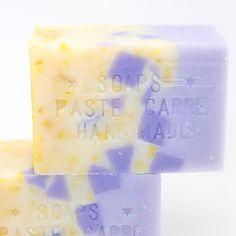 lavender fizz - 手作り石鹸の通販ネットショップ artist made soap PASTEL CARRE 無添加手作り石鹸の販売