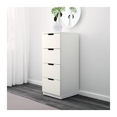 NORDLI 4-fiókos szekrény  - IKEA
