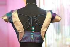 Patch Work blouse