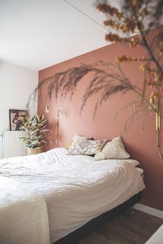 Ideas for living room scandinavian pastel interieur Bedroom Colors, Home Decor Bedroom, Bedroom Wall, Bedroom Furniture, Master Bedroom, Bedroom Ideas, Room Inspiration, Pinterest Inspiration, Warm Paint Colors