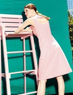 I've spotted this @BodenClothing Alfresco Dress