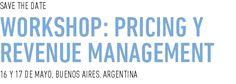 GESTÃO  ESTRATÉGICA  DA  PRODUÇÃO  E  MARKETING: Workshop: Pricing y Revenue Management