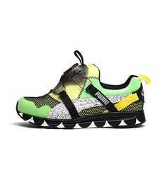 @Who What Wear - PUMA x Solange Girls of Blaze Disc Collection Tire Sneakers in Summer Green/Line($150)