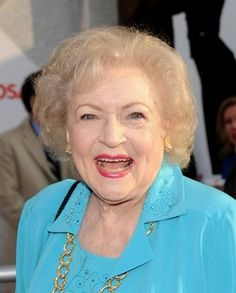 """I`m the luckiest old broad on two feet because my life is divided absolutely in half - half animals and half show business. You can`t ask for better than two things you love the most."" - Betty White"